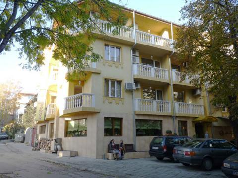 Хотел Мерида - снимка 1