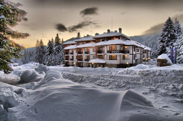 Хотелски комплекс Маунтин Лейк - снимка 2