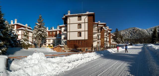 Хотелски комплекс Маунтин Лейк - снимка 4