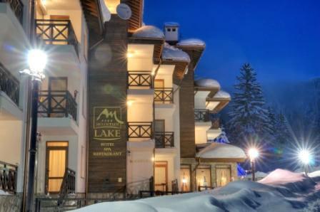 Хотелски комплекс Маунтин Лейк - снимка 5