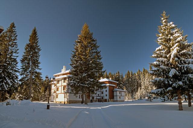 Хотелски комплекс Маунтин Лейк - снимка 6