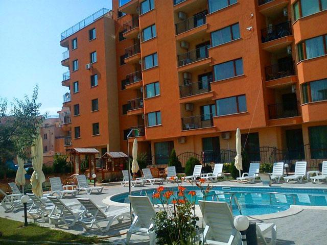 Хотел Мегас - снимка 1