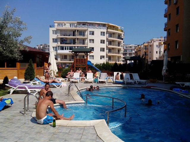 Хотел Мегас - снимка 2