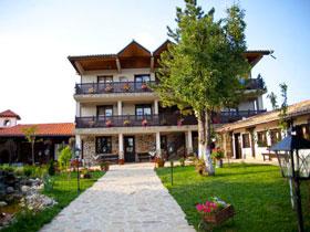 Хотел Вила Булгара Еко
