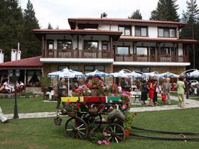 Хотел-ресторант Свети Георги