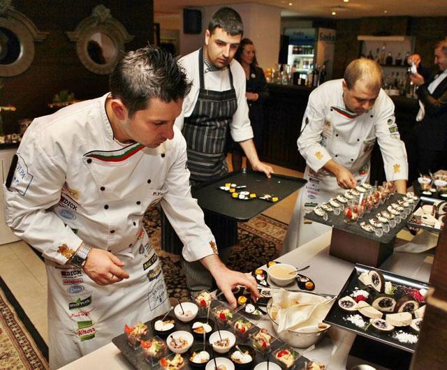 Ресторант Амврозия - снимка 17