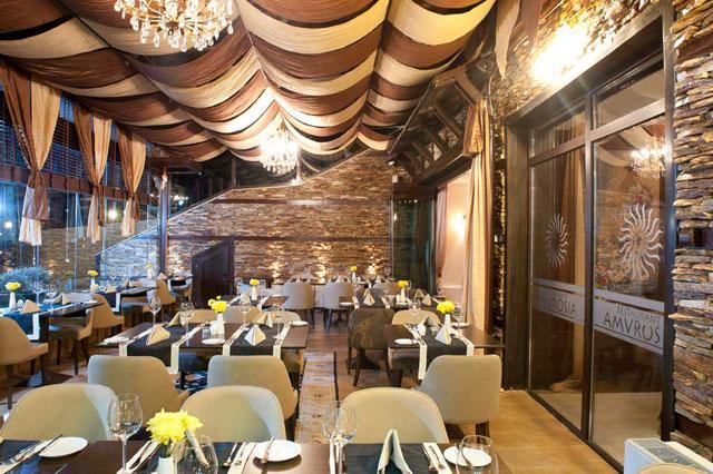 Ресторант Амврозия - снимка 1