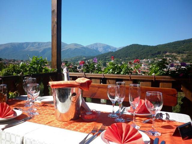 Хотел-ресторант Панорама - снимка 1