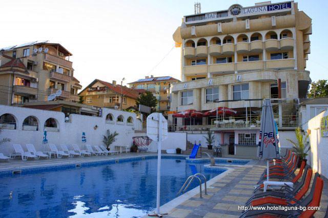 Хотел Лагуна - снимка 2