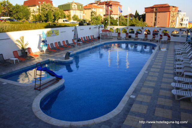 Хотел Лагуна - снимка 4