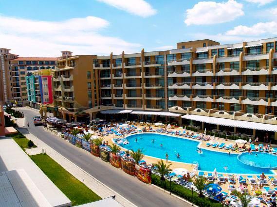 Хотел Гренада - снимка 1