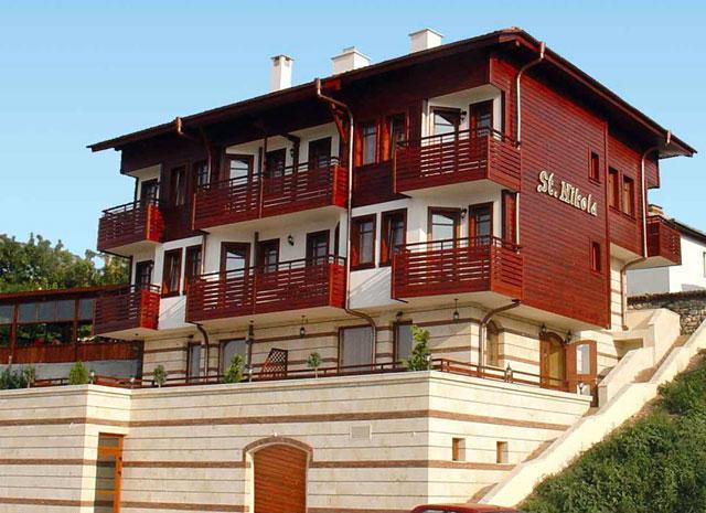 Хотел Свети Никола - снимка 1