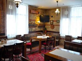 Ресторант Петте Кьошета
