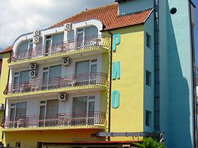 Семеен хотел Рио