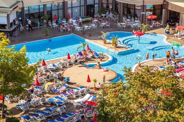 Хотел Лагуна Парк - снимка 3