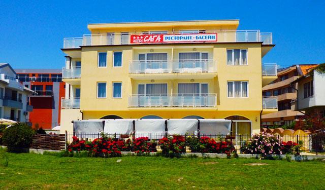 Семеен хотел Сага - снимка 3