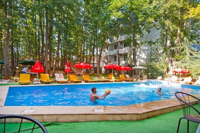 Хотел Сигма - снимка 29
