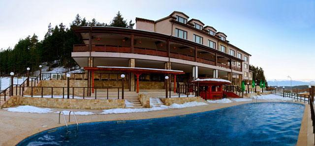 SPA Хотел Аспа Вила - снимка 3