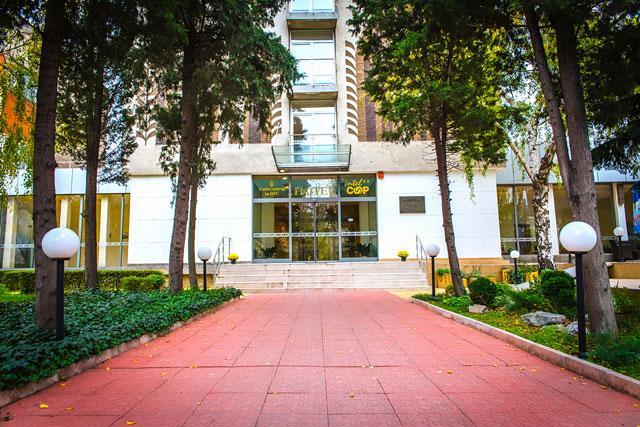Хотел Интелкооп - снимка 1