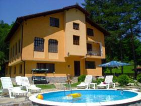 Семеен хотел Балкански Рай