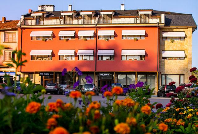 Хотел PAR AVION - снимка 1