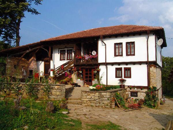 Балканджийска къща - снимка 1