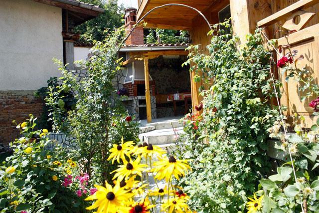 Семеен Хотел Роден дом - снимка 13