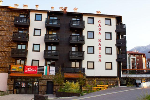 Апарт хотел Каза Карина - снимка 1