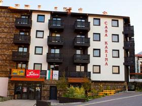 Апарт хотел Каза Карина