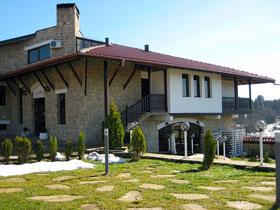 Хотел Загорие