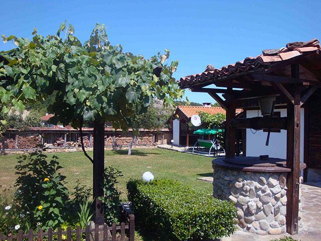 Къща Равеста - снимка 4