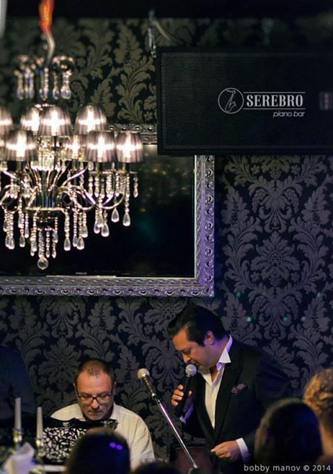 Пиано бар Serebro - снимка 16