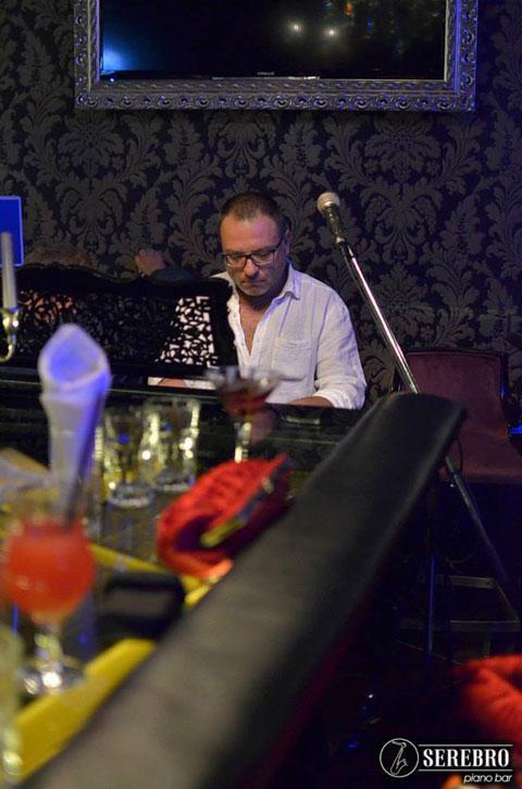 Пиано бар Serebro - снимка 17