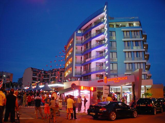 Хотел Мариета Палас - снимка 1