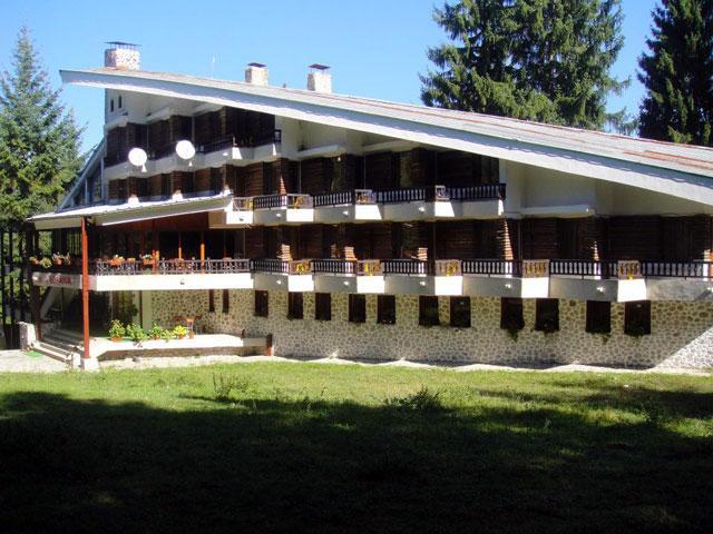 Хотел Тофана - снимка 1