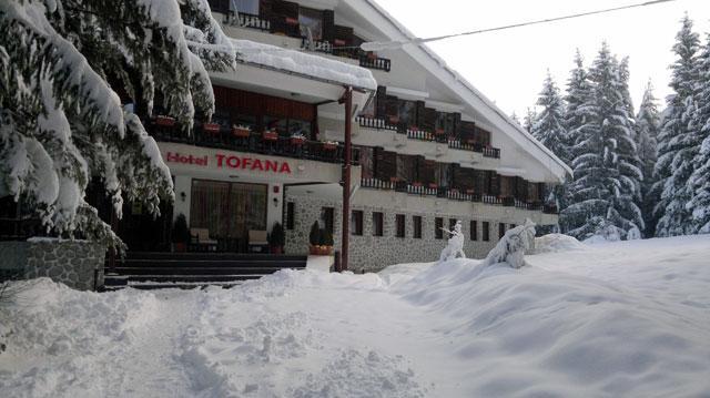 Хотел Тофана - снимка 3