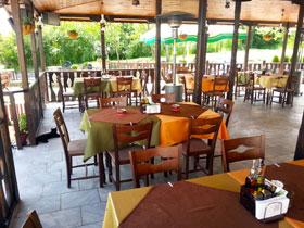 Хотел-ресторант Етно Чакала