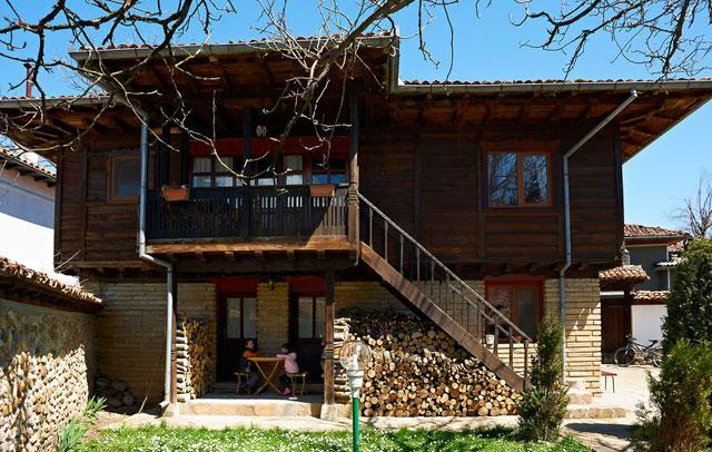 Къща Малката Аркадия - снимка 12
