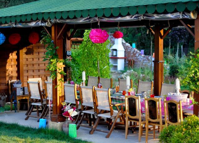Къща Малката Аркадия - снимка 16