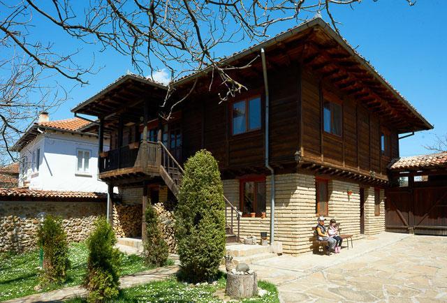 Къща Малката Аркадия - снимка 1