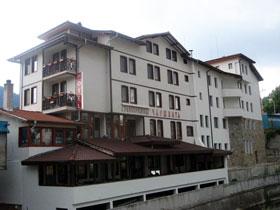 Хотел-механа Чаршията
