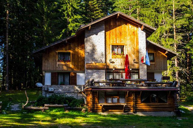 Къща за гости Шилигарника - снимка 1