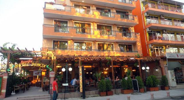 Семеен хотел - ресторант Дейкин - снимка 1