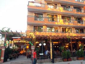 Семеен хотел - ресторант Дейкин