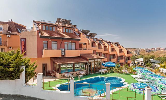 Хотел Аполис - снимка 1