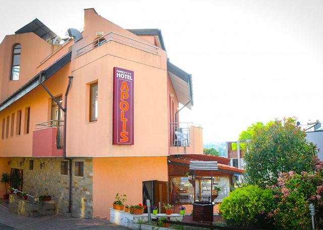 Хотел Аполис - снимка 3