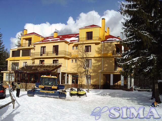 Семеен Хотел Сима - снимка 2