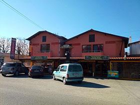 Ресторант BBQ и мотел Роси