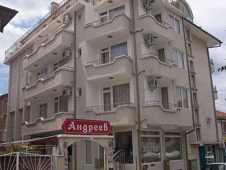 Семеен хотел Андреев - снимка 1
