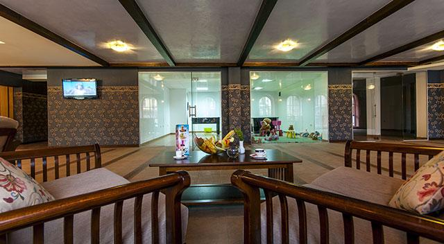 Хотел Гранд Рояле - снимка 5